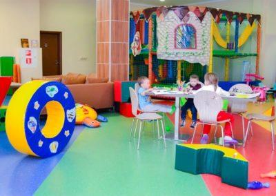 Детский клуб в санатории «Русь» в Ессентуках - фотография