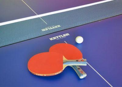 Настольный теннис в санатории «Русь» в Ессентуках - фотография