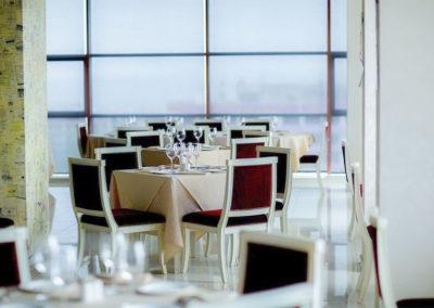 Интерьер ресторана «Dolce Vita» в санатории «Русь» Ессентуки - фотография