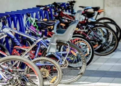 Велопрокат в санатории «Русь» в Ессентуках - фотография