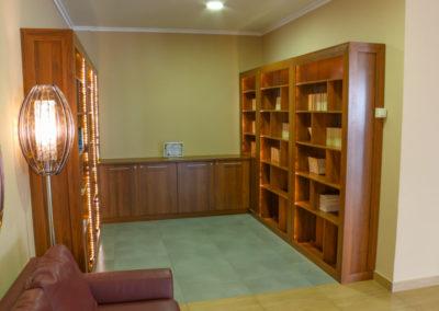 Библиотека в санатории Русь в Ессентуках - фотография
