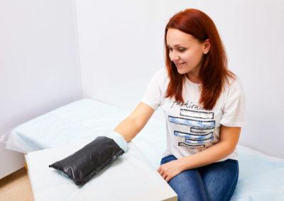 Грязевые аппликации в санатории Русь Ессентуки - фотография