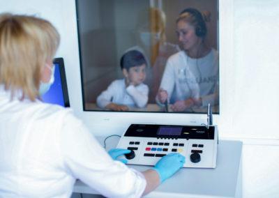 Кабинет для аудиометрии в санатории Русь Ессентуки - фотография