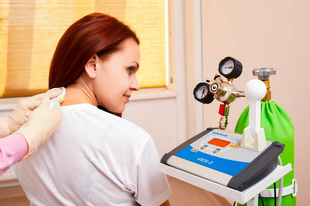 Карбокситерапия в санатории Русь Ессентуки - фотография