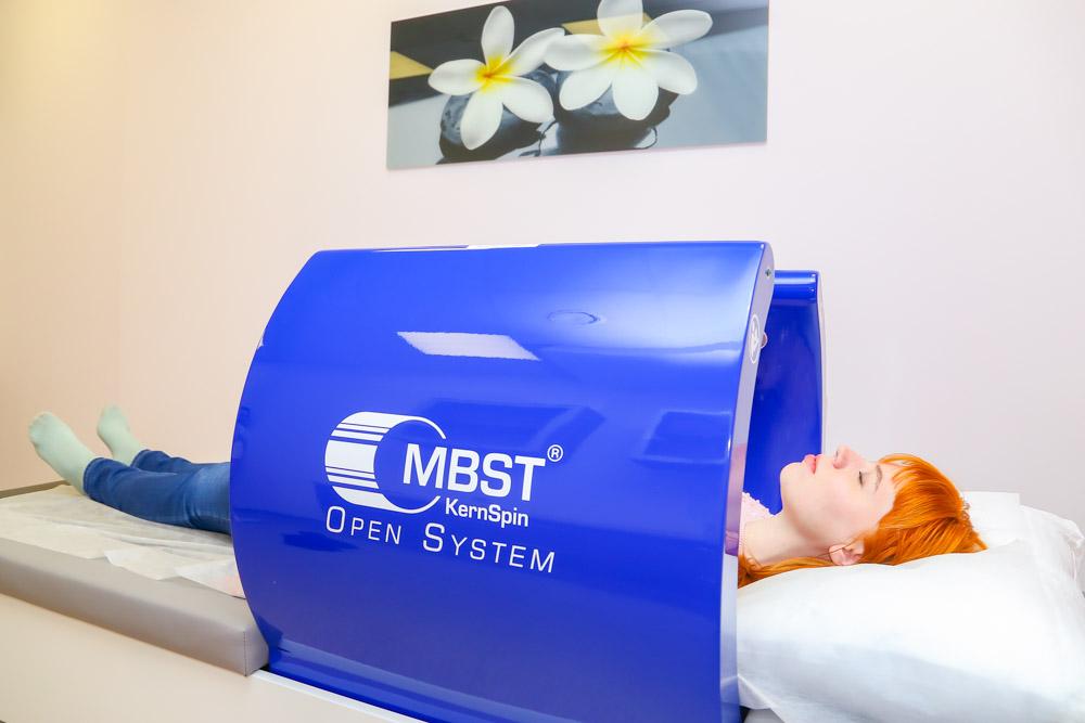Магнитно-резонансная терапия на аппарате MBST в санатории Русь Ессентуки - фотография