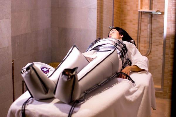 Прессотерапия в санатории Русь Ессентуки - фотография