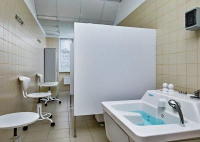 Вихревые ванны рук в санатории Русь Ессентуки - фотография