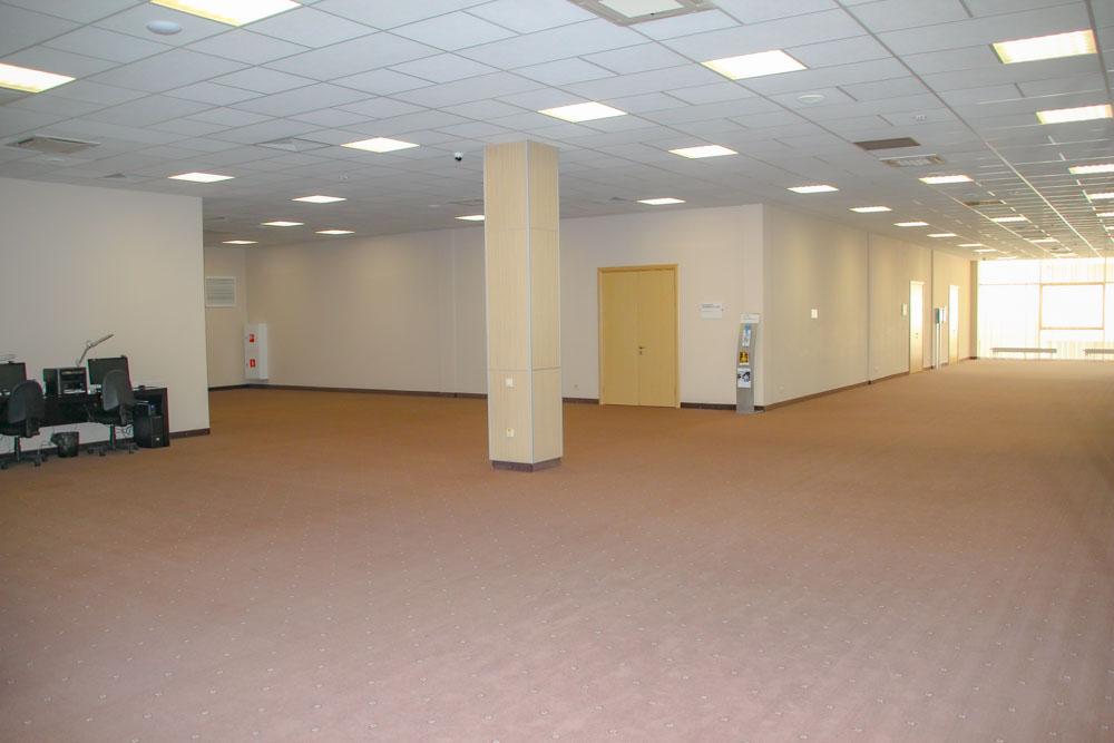 Выставочный зал в деловом центре санатория Русь Ессентуки - фотография