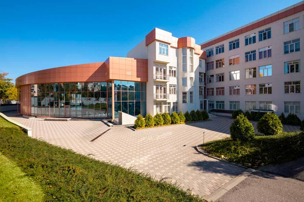 Медицинский центр санатория Русь Ессентуки - фотография